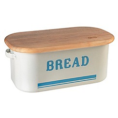 Jamie Oliver - Carbon steel bread bin