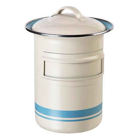 Jamie Oliver - Carbon steel storage jar