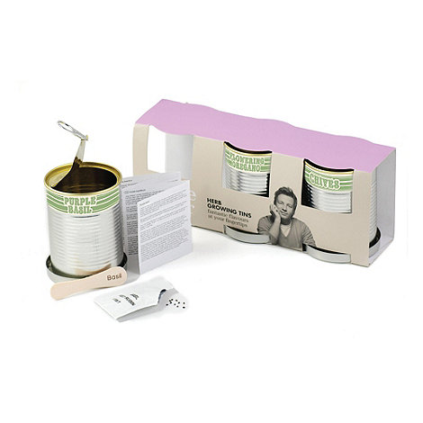 Jamie Oliver - Herb growing set