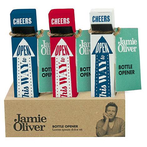 Jamie Oliver - Boxy bottle opener