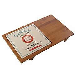 Debenhams - Bamboo cheese board