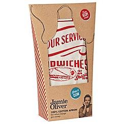 Jamie Oliver - Textiles apron