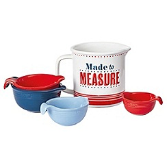 Jamie Oliver - Made to measure jugs