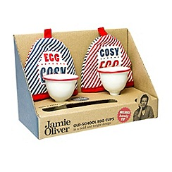 Jamie Oliver - Enable egg cups