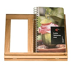 Sagaform - Oak recipie book holder