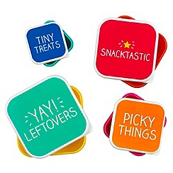 Happy Jackson - Set of 4 Snack Boxes