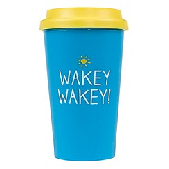 Happy Jackson - Wakey Wakey Travel Mug