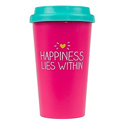 Happy Jackson - Happiness Travel Mug