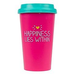 Happy Jackson - Happiness Travel Mug