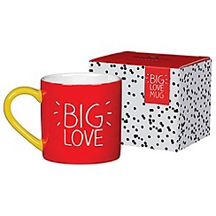 Happy Jackson - Big Love Mug