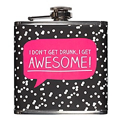 Happy Jackson - Awesome Hip Flask