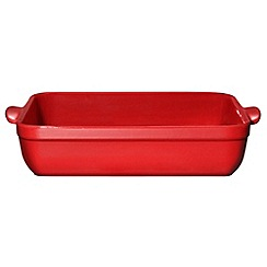 Emile Henry - Medium 'Grenade' rectangular baking dish