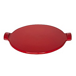 Emile Henry - Emilie Henry bbq collection medium pizza stone