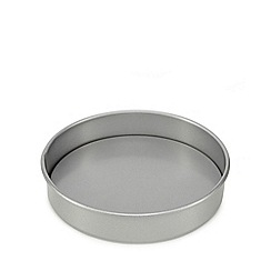 Home Collection Basics - Metal non-stick 20cm sandwich tin