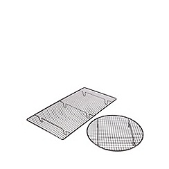 Home Collection - Set of two steel cooling tray