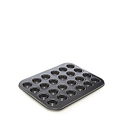 Home Collection - Steel 24 cup non-stick muffin tray