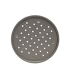 Home Collection Basics - Heavy gauge steel non-stick pizza tray
