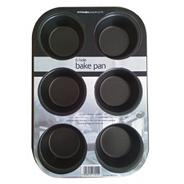Kitchencraft non stick 6 cup muffin tin