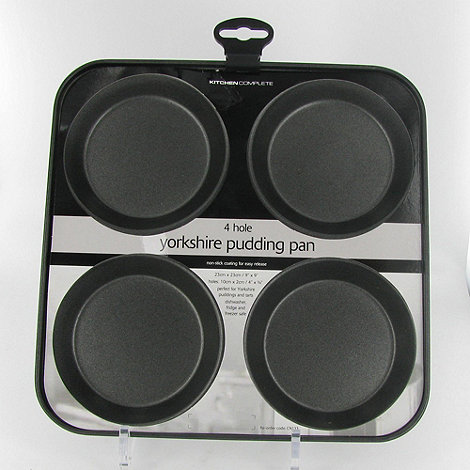 Kitchencraft - Steel yorkshire pudding tray