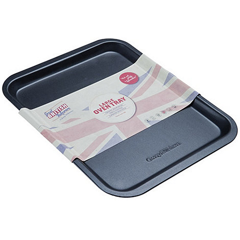George Wilkinson - Black +Great British Bakeware+ oven tray