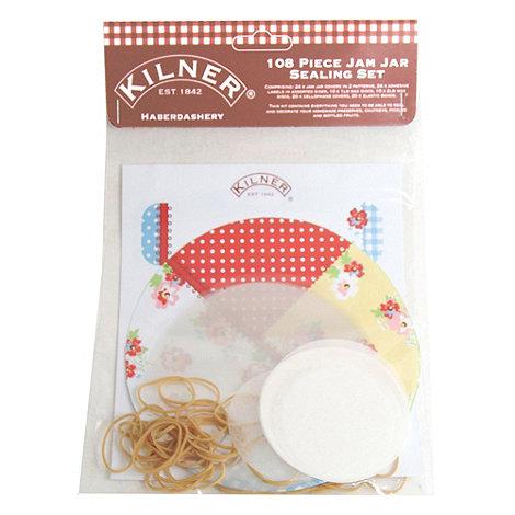 Rayware - 108 piece haberdashery jam jar sealing set