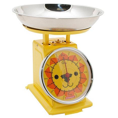 Typhoon - Louis Lion Scale Yellow