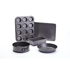 Masterclass - Master Class 5 piece non-stick bakeware set