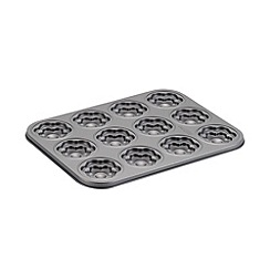 Cake Boss - 12 cup molded 'Groovy Girl' cookie pan