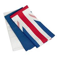Union Jack set of three tea towels