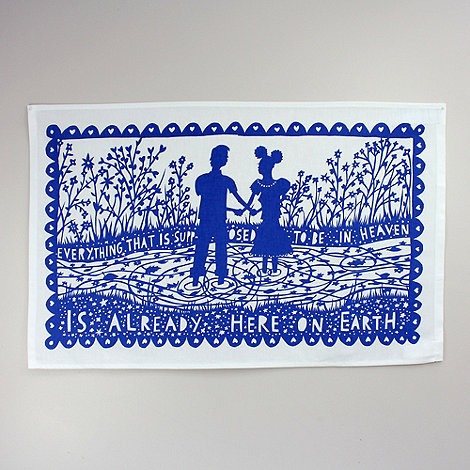 ToDryFor - Heaven Tea Towel