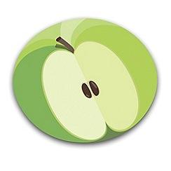 Joseph Joseph - Worktop Saver multi-purpose board with apple design