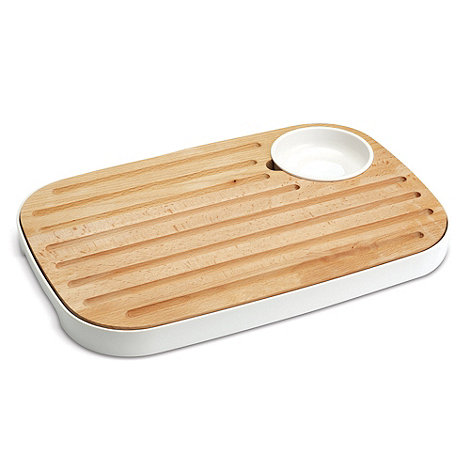 Joseph Joseph - Slice&Serve bread and cheese board