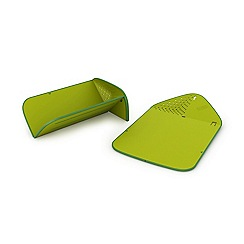 Joseph Joseph - Rinse&Chop Plus in green