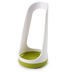 Joseph Joseph - SpoonBase utensil rest in white and green