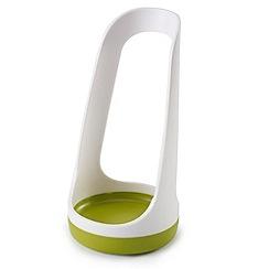 Joseph Joseph - SpoonBase utensil rest in white and green
