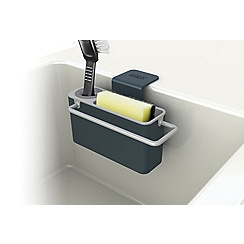 Joseph Joseph - Sink-Aid in-sink caddy in grey