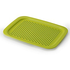 Joseph Joseph - Grip Tray small non-slip tray in green