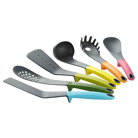 Joseph Joseph - Elevate 6-piece set of utensils in multi-colour