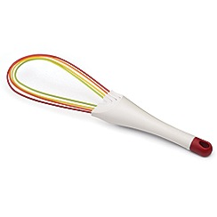 Joseph Joseph - Twist 2-in-1 silicone whisk in multi-colour