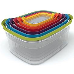 Joseph Joseph - Nest Storage set of 6 compact storage container sets