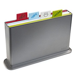 Joseph Joseph - Index Chopping Board Set in silver