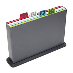 Joseph Joseph - Large Index Chopping Board Set in graphite