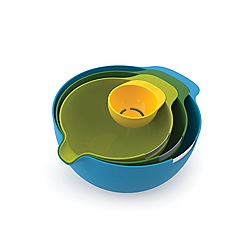 Joseph Joseph - Nest Mix 4-piece mixing bowl set with egg yolk separator
