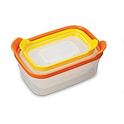 Joseph Joseph - Nest Storage compact set of 2 storage containers