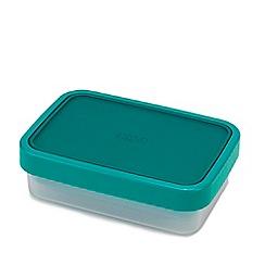 Joseph Joseph - Teal 'GoEat' space-saving lunch box