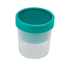 Joseph Joseph - Teal 'GoEat' space-saving soup pot