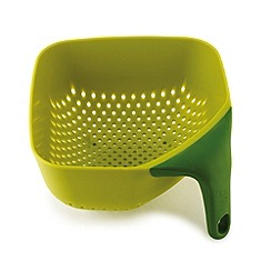 Joseph Joseph - Medium Square Colander in green