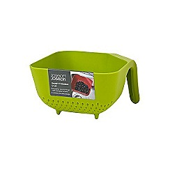 Joseph Joseph - Small square colander in green