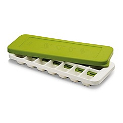 Joseph Joseph - QuickSnap Plus easy-release ice tray in green