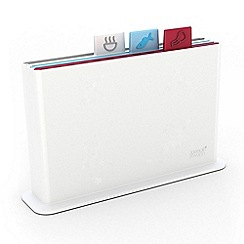 Joseph Joseph - Index Chopping Board Set in white